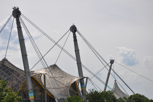 Structure of the Olympic venues