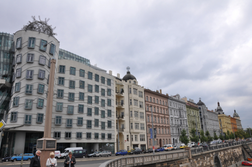 A contemporary take on historic Prague- spectacular